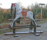 Haddon Rockers Rocking Horse